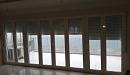 ventanal batiente 4 hojas vista interior total cerrado