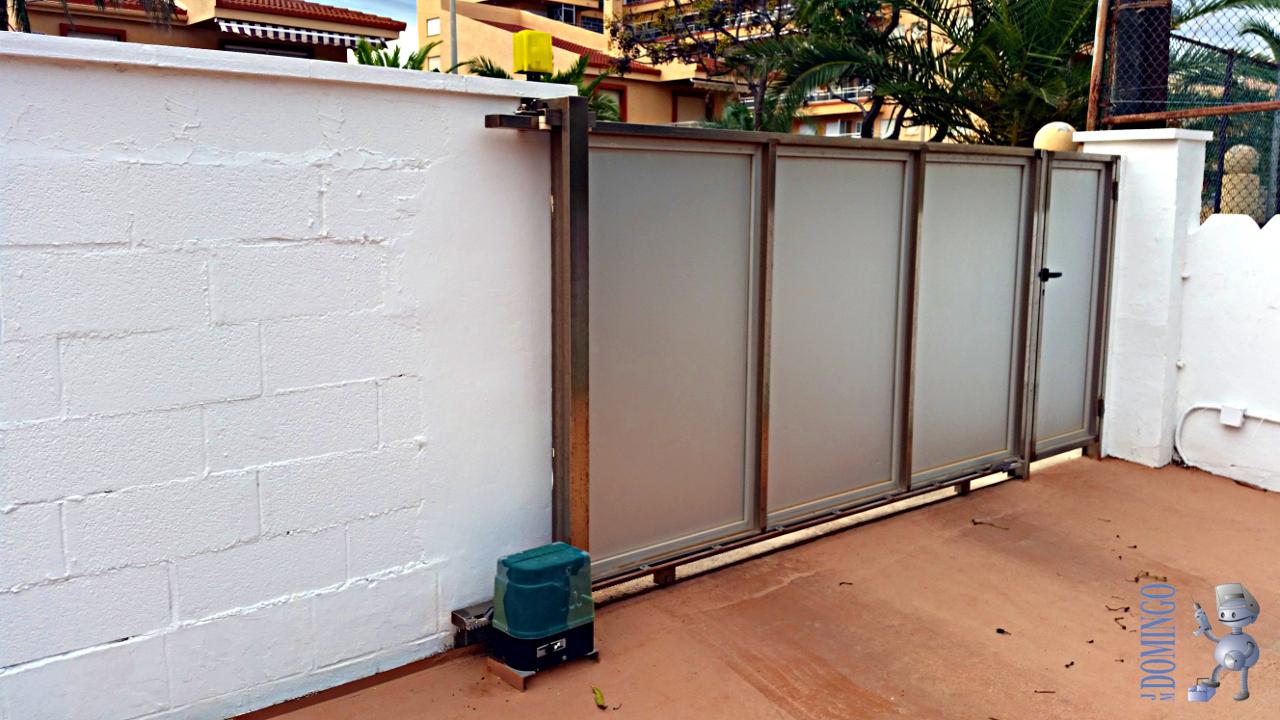 Puerta corredera vista compre aqu su marco para puerta for Marco puerta corredera