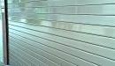 persiana aluminio anodizado acero vista lateral