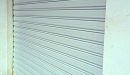 persiana acero prelacado blanco vista perfil