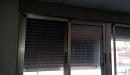 cajon compacto vista interior ventana con mosquitera